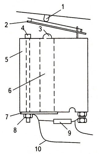 Схема установки ремня генератора шевроле авео